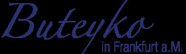 Buteyko-Methode mit Atemschule in Frankfurt
